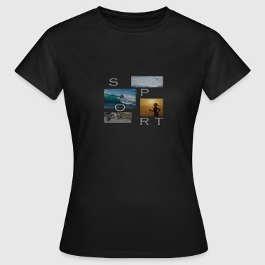 Sportauto Sports T-Shirt surf jog motorcycle - Women's T-Shirt