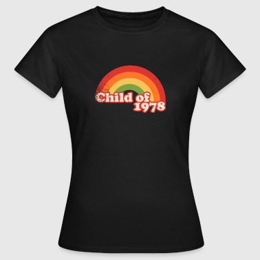 1978 child of 1978 - Women's T-Shirt