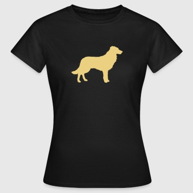 Border Collie, Hund, Agility - Frauen T-Shirt