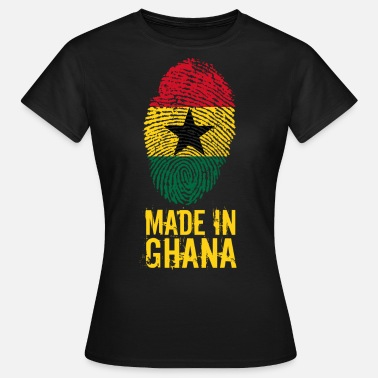 Accra Made in Ghana / Made in Ghana - Dame-T-shirt