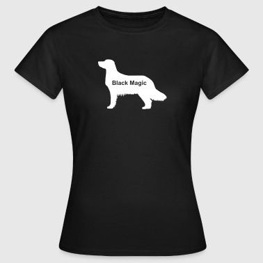 Retriever_cb - Frauen T-Shirt