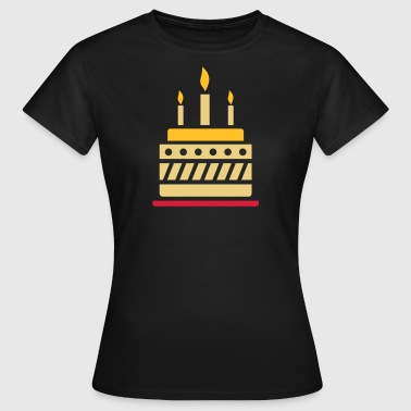 Serenade Cake pie birthday - Women's T-Shirt