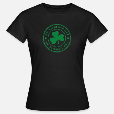 Arm Day Coat of arms of St. Patrick's Day - Women's T-Shirt