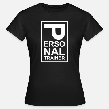 Marcaje Personal Personal Trainer - blanco - Camiseta mujer