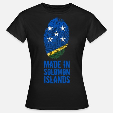 Îles Salomon Made In Îles Salomon / Îles Salomon Îles Salomon - T-shirt Femme