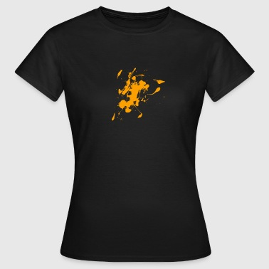 color spot - Women's T-Shirt