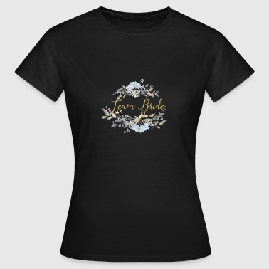team_bride_valencia - Vrouwen T-shirt