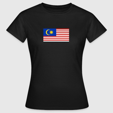 National Flag Of Malaysia - Women's T-Shirt