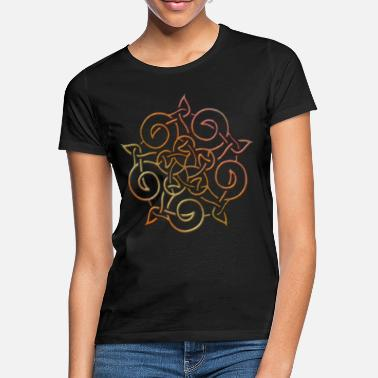Celtic Celtic Flower - Frauen T-Shirt