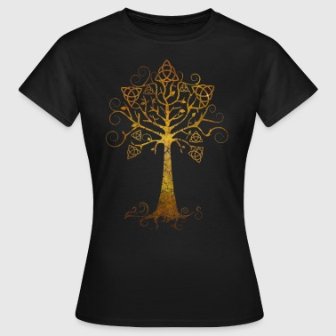 arbre phare brocéliande spirit - T-shirt Femme