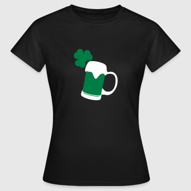 Irish Beer - T-skjorte for kvinner