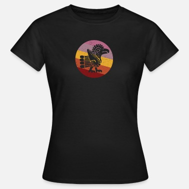 Navajo Navajo Style Turkey Retro - Women's T-Shirt