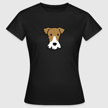Foxterrier T-Shirts - Frauen T-Shirt