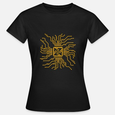 Motherboard CPU motherboard - Women's T-Shirt