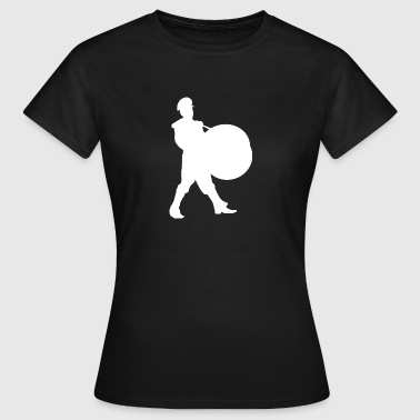 Drumming Drum / drum player / drum - Women's T-Shirt