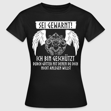 Mythologie Nordische Mythologie. - Frauen T-Shirt