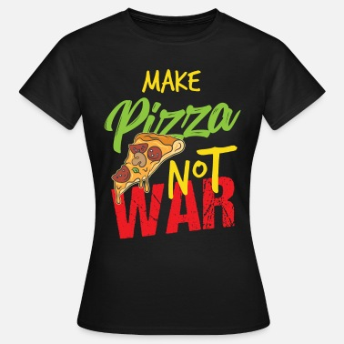 Dish Pizza Italy Food Cheese Dish Dish Tomato - Women's T-Shirt