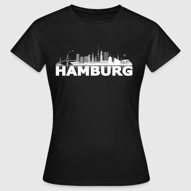 waterkant05_02hell - Frauen T-Shirt