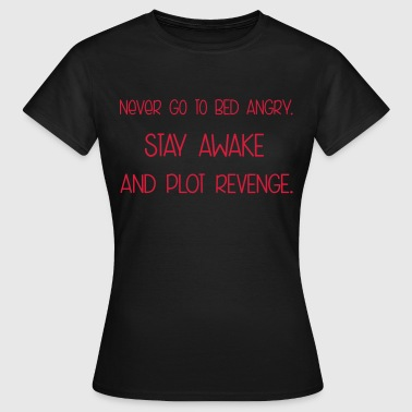 Plot Revenge - Women's T-Shirt