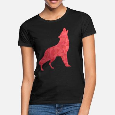Wolf, pattern contest - Women's T-Shirt