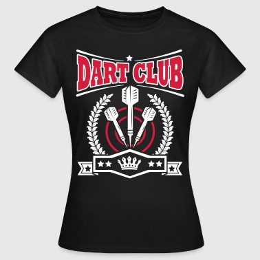 Dart Club - Women's T-Shirt