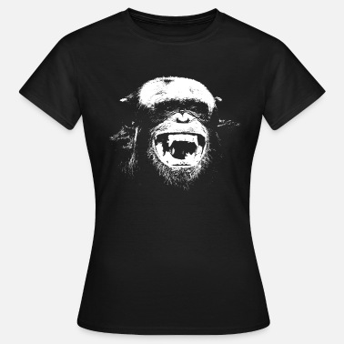 Chimpanzees Chimpanzee - Women's T-Shirt