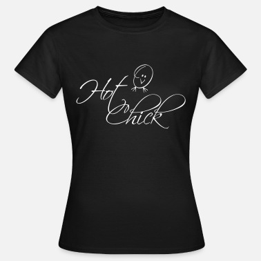 Slinky Hot Chick - Women's T-Shirt