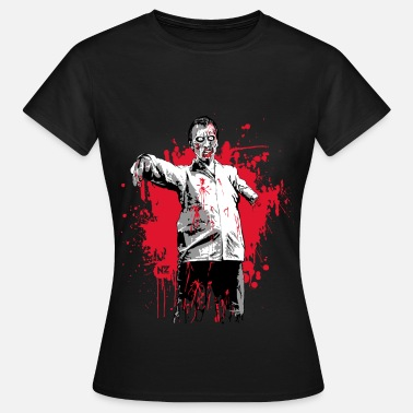 Collections des zombies - Frauen T-Shirt