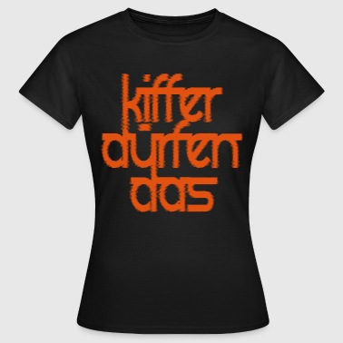 KIFFER 2 VECTOR - Women's T-Shirt