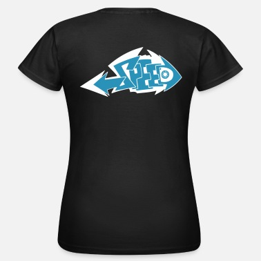 Speed SPEED - Frauen T-Shirt