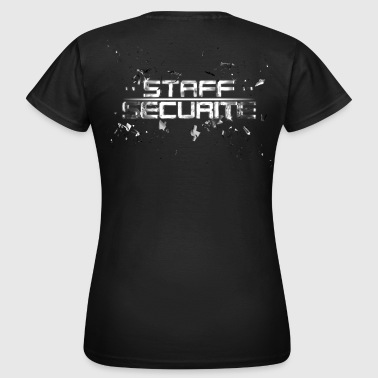 STAFF SECURITE by Florian VIRIOT - T-shirt Femme