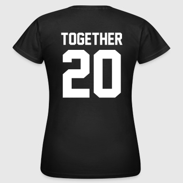 Together 20 T-Shirts - Frauen T-Shirt