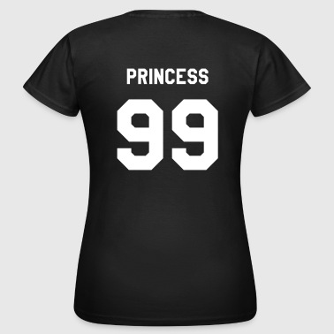 King Princess Princess - Women's T-Shirt