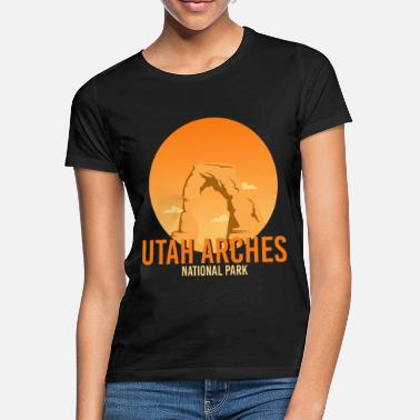 Nationalpark Utah Nationalpark - Frauen T-Shirt