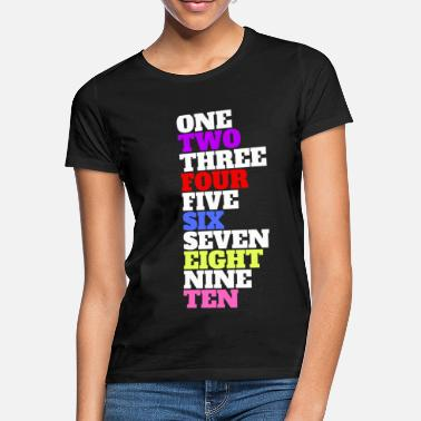 Ninety 1 - 10 - Women's T-Shirt
