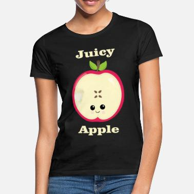 Fruity Juicy Apple - Women's T-Shirt