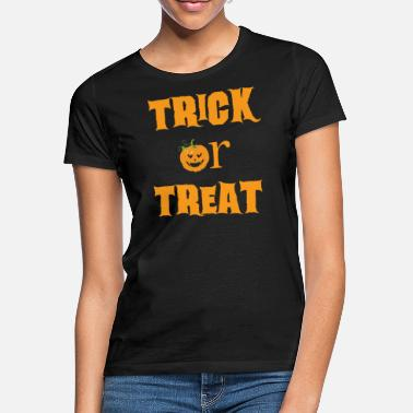 Jackolantern Trick or Treat | JackoLantern - Women's T-Shirt