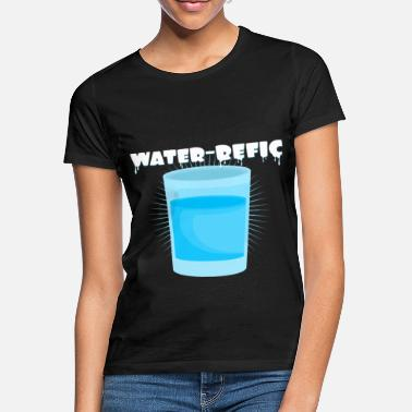 Sparkling Water water - Women's T-Shirt