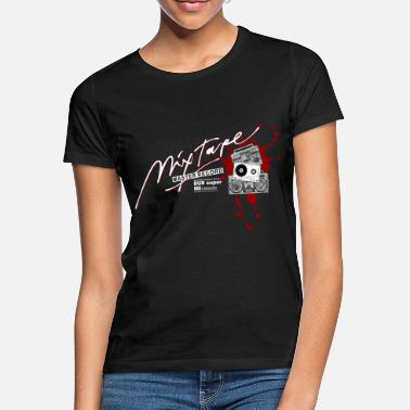 Tape Music, MIX TAPE - Frauen T-Shirt