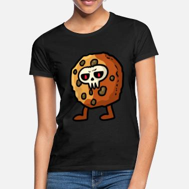 Cookie Skully Cookie Skully Cookie - Women's T-Shirt