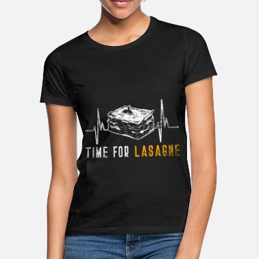Lasagne heartbeat - Women's T-Shirt