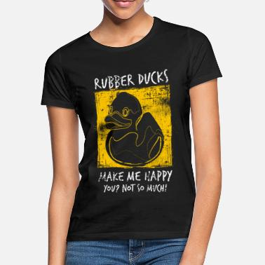 Duck Duckling Duck duckling - T-shirt dame