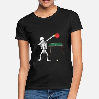 Table tennis de table - T-shirt Femme