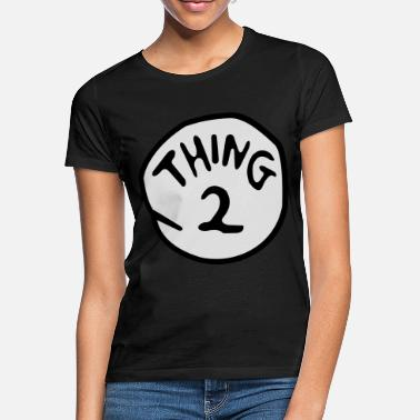 2 thing 2 - Women's T-Shirt