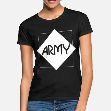 Army Reserve ARMY (w) - T-shirt dam