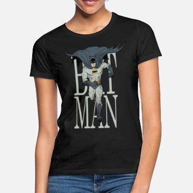 Batman Runs Through the Night - T-shirt dam