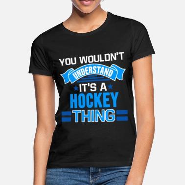 Bestill Hockey Skjorte T skjorter på nett | Spreadshirt