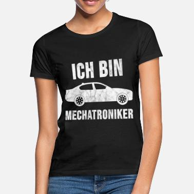 Decals Car TShirt Car Driver Mechatronics Gift - Women's T-Shirt