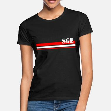 Frankfurt Fan Shirt - Frauen T-Shirt