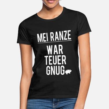 Warnung Badisch Sprechen Dialekt Baden Lustige Spr/üche Sweatshirt